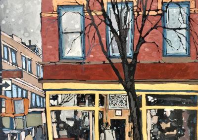 Brooklyn storefront 16x20