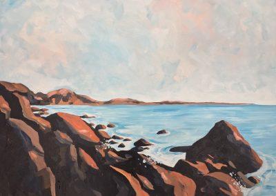 Red Rocks 24 x 30
