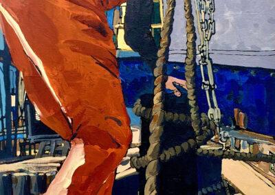 Rope tying 11x14