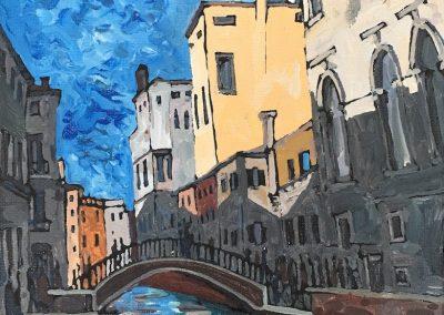 Venice 3 8 x 10